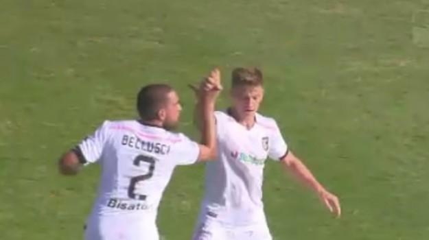 calcio serie b, foggia palermo, Palermo, Qui Palermo