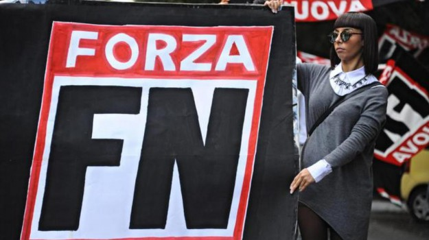forza nuova, marcia roma forza nuova, polizia, Franco Gabrielli, Sicilia, Politica