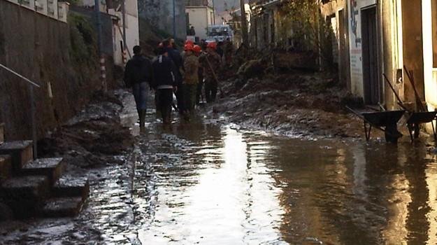 fiumi torrenti Messina, maltempo in sicilia, Messina, Cronaca
