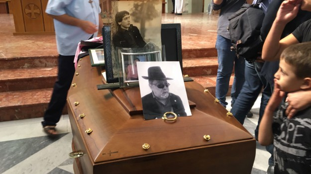 funerali burruano, morte burruano, Gigi Burruano, Palermo, Cultura