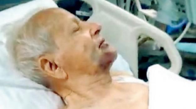 Anziano massacrato a Palermo, Palermo, Cronaca