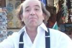 """E' morto Giovanni Bivona, famoso per il video """"Protestiamo, protestiamo"""""""