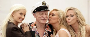 È morto Hugh Hefner, fondatore di Playboy