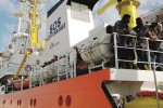 Sbarco di migranti a Trapani, tra loro 54 minori