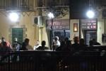 Palermo, in fiamme rivendita di moto in corso dei Mille - Video
