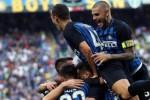 L'Inter soffre ma è terza, il Milan strapazzato dalla Sampdoria