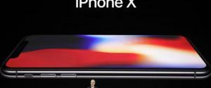 """Arriva """"X"""", l'Apple lancia l'iPhone del futuro con il riconoscimento facciale"""