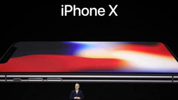 iPhone X, Sicilia, Società