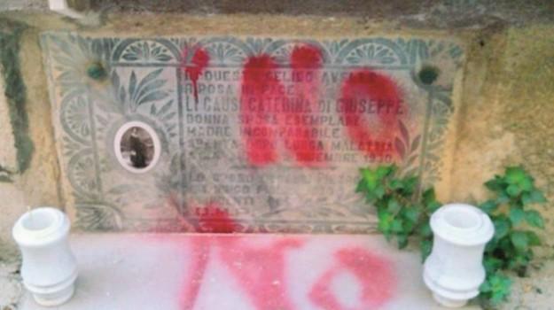 Cimitero di Marsala, Trapani, Cronaca
