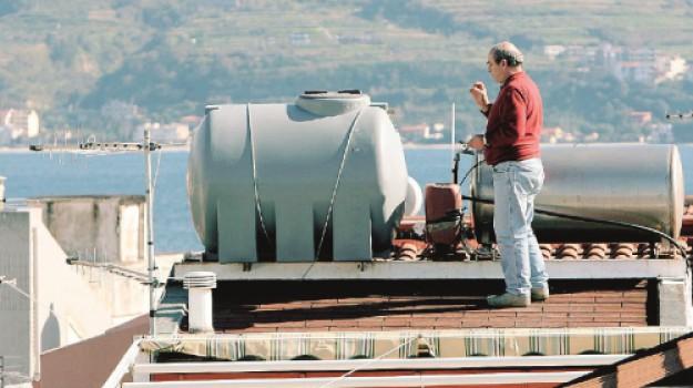 acqua messina, Messina, Cronaca