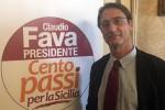 """""""Cento passi per la Sicilia"""", il candidato Fava presenta la lista a sostegno"""
