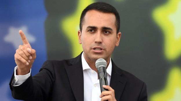 candidature m5s, elezioni politiche 2018, Luigi Di Maio, Sicilia, Politica