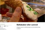 """La parola """"mafia"""" per indicare il cannolo siciliano: la gaffe di una Tv norvegese"""