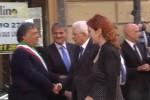 Dalla Chiesa, le immagini della cerimonia in via Isidoro Carini