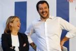 In Sicilia lista unica per Noi con Salvini e Fdi