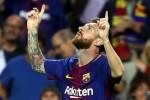 Messi fa il marziano e spazza via la Juventus, la Roma regge l'Atletico