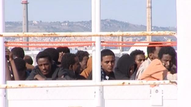 Rivolta migranti Agrigento, Agrigento, Cronaca