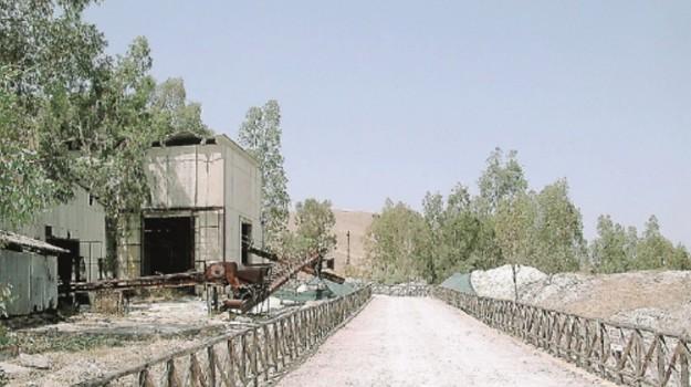 Caltanissetta, tolto l'amianto a Trabonella: la miniera diventa sito turistico