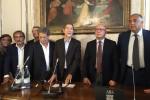 Centrodestra unito alle Regionali: intesa Musumeci-Armao-Lagalla