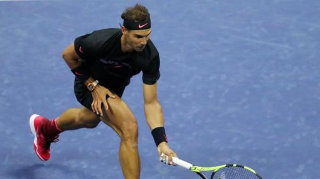 Us Open, Rafael Nadal, Roger Federer, Sicilia, Sport