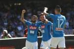 Juve e Napoli show, Inter agganciata in testa