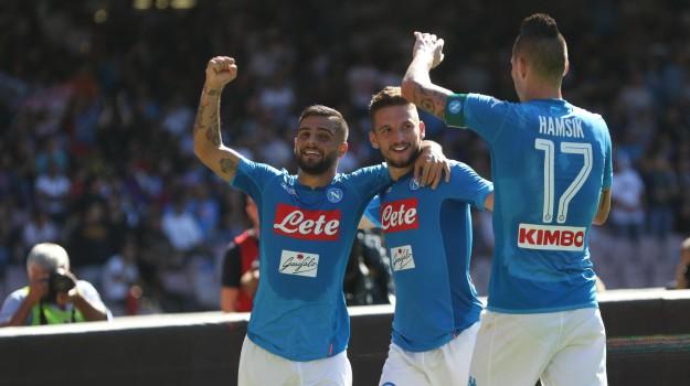 Calcio, campionato serie a, risultati serie a, Sicilia, Sport
