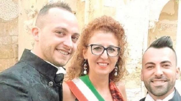 Nozze Gay a Mazara, Trapani, Cronaca