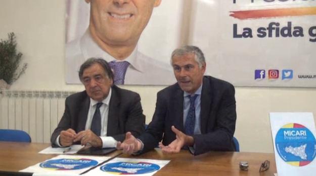regionali sicilia 2017, Fabrizio Micari, Leoluca Orlando, Sicilia, Politica