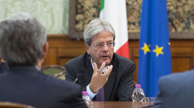 elezioni politiche 2018, Gentiloni a Catania, Paolo Gentiloni, Catania, Politica