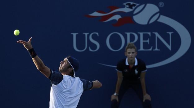 Paolo Lorenzi Us Open, Paolo Lorenzi, Sicilia, Sport