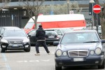 Agrigento, nuovo blitz contro parcheggiatori e ambulanti abusivi