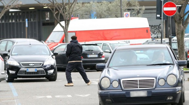 parcheggiatori abusivi, Agrigento, Cronaca