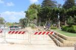 Scatta il piano sicurezza a Marsala: barriere ai varchi delle aree pedonali