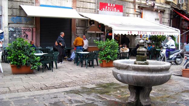La vucciria, piazza caracciolo, massimo castiglia, Palermo, Cronaca