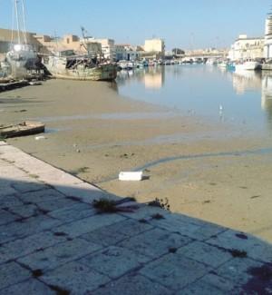 Pulizia del porto di Mazara, la parola alla Regione