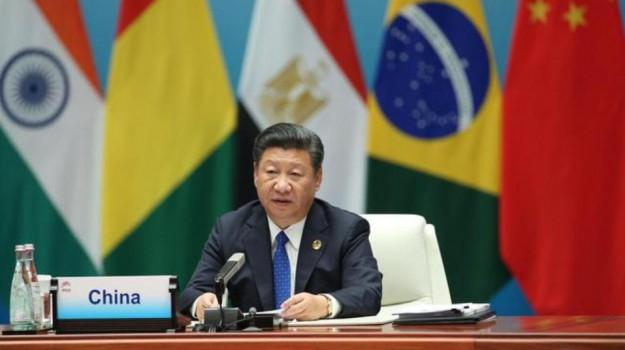 presidente cinese, TRAFFICO, Xi Jinping, Palermo, Cronaca