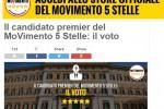 M5s, il sistema di voto vacilla: slitta la scadenza per la scelta del candidato premier