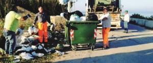 """""""A Taormina a rischio la raccolta dei rifiuti"""": l'allarme dei sindacati"""