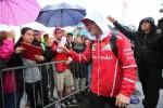 Prove libere, sotto la pioggia miglior tempo di Massa nella terza sessione