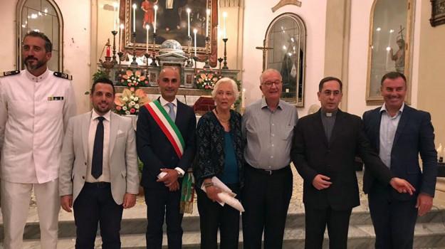 cittadini onorari salina, Isole Eolie, Alberto II del Belgio, Paola Ruffo di Calabria, Messina, Società