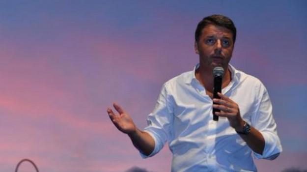 regionali sicilia 2017, Fabrizio Micari, Matteo Renzi, Sicilia, Politica