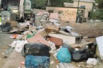 Rifiuti abbandonati in strada ad Agrigento, elevate altre maxi multe