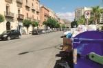 Svuotati i cassonetti a Sciacca, ma resta la criticità