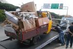 Scaricano rifiuti illegalmente, scattano 5 denunce a Palermo