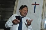 L'ex presidente della Regione Rosario Crocetta