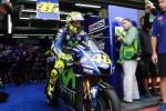 Impresa di Rossi ad Aragon: al rientro dopo la frattura alla gamba è terzo in qualifica
