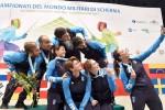 Scherma, festa ad Acireale: ai mondiali militari l'Italia conquista 12 medaglie