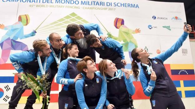 mondiali militari scherma acireale, Catania, Sport