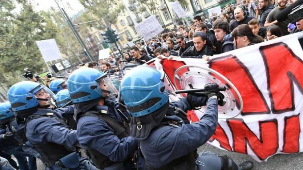 g7 torino, scontri g7 torino, Sicilia, Cronaca