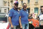 """Trapani invasa dalle vecchie """"500"""" arrivate da tutta la Sicilia"""